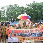 Pemkab Bantaeng Salurkan Bantuan Korban Bencana Alam Yang Melanda Kabupaten Jeneponto