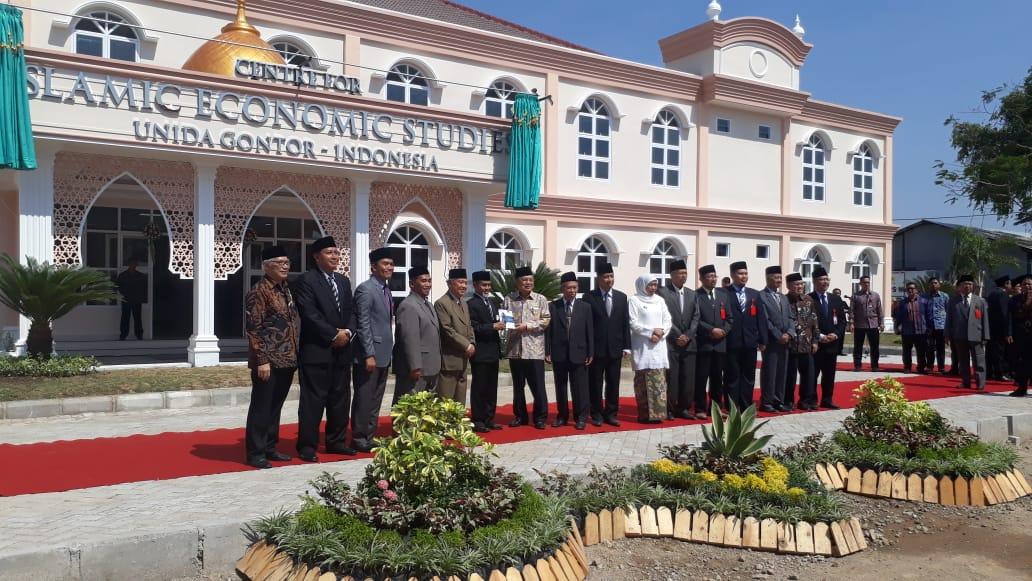 Wapres Jusuf Kalla Kunjungi Pondok Modern Darussalam Gontor