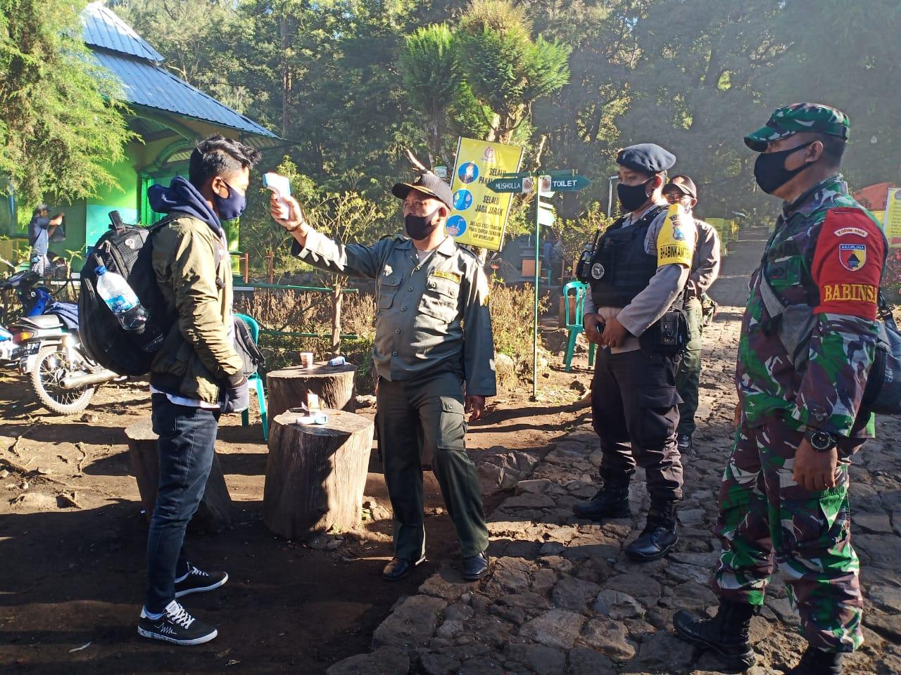 Jalur Pendakian Gunung Lawu Via Cemoro Sewu Dibuka Kembali Beritatrends Com